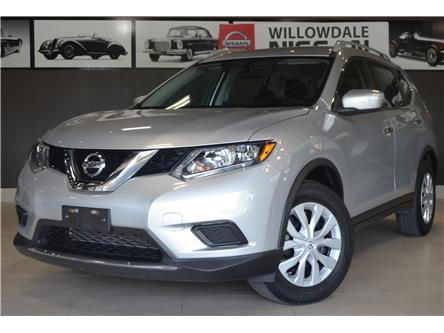 2015 Nissan Rogue S (Stk: C35308) in Thornhill - Image 1 of 27