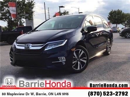 2019 Honda Odyssey Touring (Stk: 19907) in Barrie - Image 1 of 26