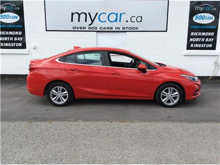 2017 Chevrolet Cruze LT Auto (Stk: 191335) in North Bay - Image 2 of 20