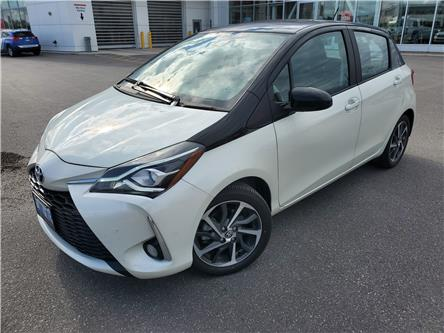 2018 Toyota Yaris SE (Stk: 089E1289) in Ottawa - Image 1 of 21