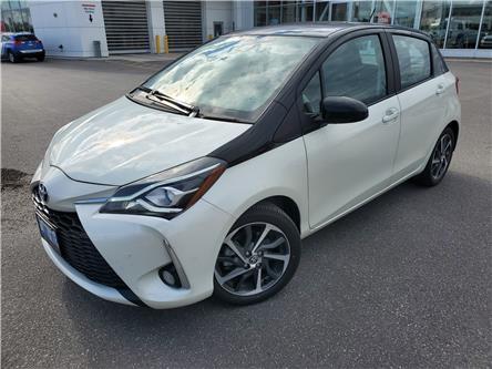 2018 Toyota Yaris SE (Stk: 089E1289) in Ottawa - Image 1 of 21