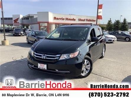 2017 Honda Odyssey EX-L (Stk: U17951) in Barrie - Image 1 of 18