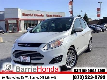 2013 Ford C-Max Hybrid SEL (Stk: U13A82) in Barrie - Image 1 of 25