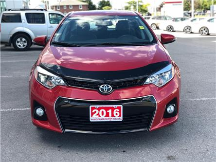 2016 Toyota Corolla S (Stk: CW030A) in Cobourg - Image 2 of 24