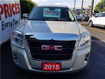 2015 GMC Terrain SLE-1 (Stk: 19-566) in Oshawa - Image 2 of 14