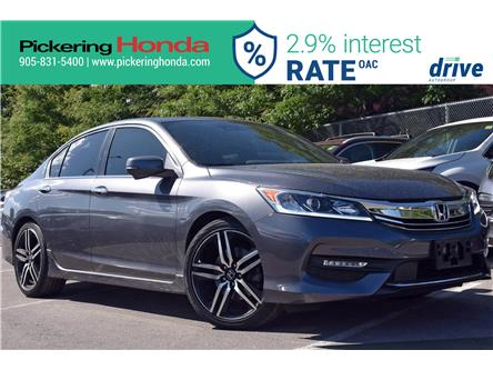 2017 Honda Accord Sport (Stk: P5174) in Pickering - Image 1 of 34