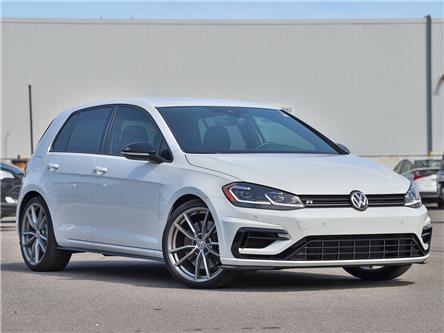 2018 Volkswagen Golf R 2.0 TSI (Stk: 19NV584T1) in St. Catharines - Image 1 of 28