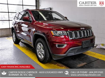 2017 Jeep Grand Cherokee Laredo (Stk: M339501) in Burnaby - Image 1 of 23