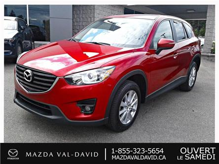 2016 Mazda CX-5 GS (Stk: 19373A) in Val-David - Image 1 of 27