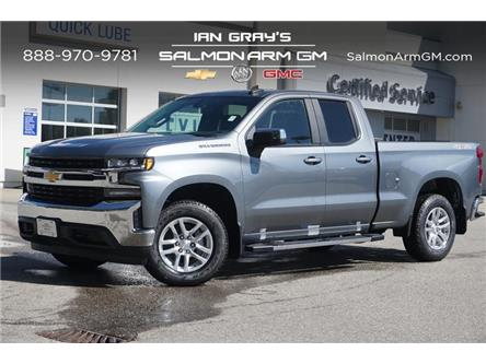 2019 Chevrolet Silverado 1500 LT (Stk: 19-303) in Salmon Arm - Image 1 of 16