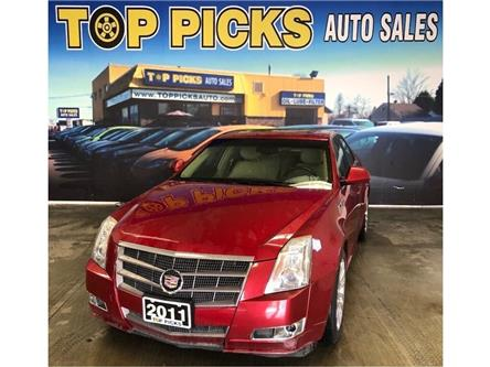 2011 Cadillac CTS 3.6L (Stk: 161229) in NORTH BAY - Image 1 of 26
