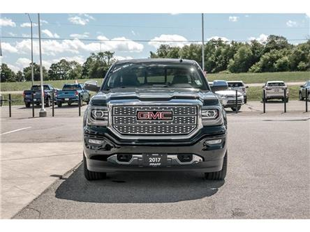 2017 GMC Sierra 1500 Crew 4x4 Denali / Short Box (Stk: HU4692) in Orangeville - Image 2 of 22