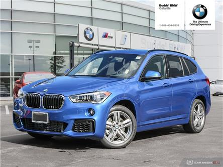 2019 BMW X1 xDrive28i (Stk: T710996D) in Oakville - Image 1 of 27