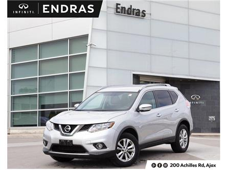 2016 Nissan Rogue SV (Stk: P0820) in Ajax - Image 1 of 21