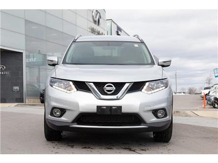 2016 Nissan Rogue SV (Stk: P0820) in Ajax - Image 2 of 21