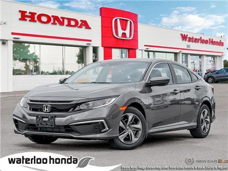 2019 Honda Civic LX (Stk: H6111) in Waterloo - Image 1 of 23