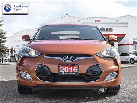 2016 Hyundai Veloster Tech (Stk: 58501A) in Ottawa - Image 2 of 29