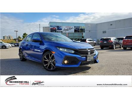 2018 Honda Civic Sport Touring (Stk: 180823) in Richmond Hill - Image 1 of 22