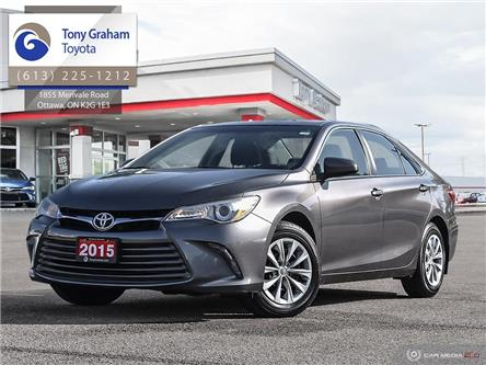 2015 Toyota Camry LE (Stk: E7941) in Ottawa - Image 1 of 28