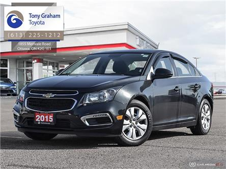2015 Chevrolet Cruze 1LT (Stk: U9132A) in Ottawa - Image 1 of 26