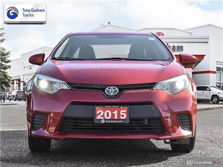 2015 Toyota Corolla LE (Stk: E7931) in Ottawa - Image 2 of 28