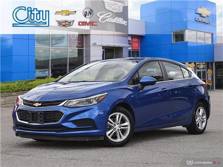 2017 Chevrolet Cruze Hatch LT Auto (Stk: R12346) in Toronto - Image 1 of 27
