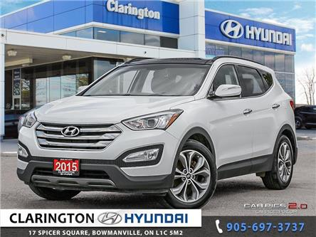 2015 Hyundai Santa Fe Sport 2.0T Limited (Stk: 19605A) in Clarington - Image 1 of 27