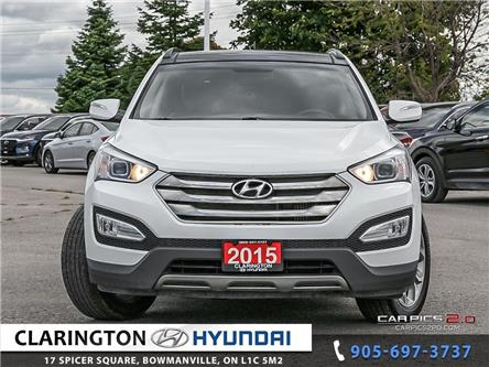 2015 Hyundai Santa Fe Sport 2.0T Limited (Stk: 19605A) in Clarington - Image 2 of 27