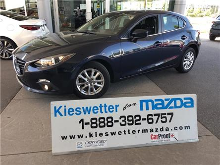 2015 Mazda Mazda3 Sport GS (Stk: U3852) in Kitchener - Image 1 of 30