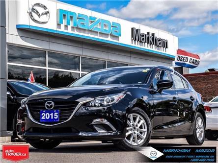 2015 Mazda Mazda3 Sport GS (Stk: P1902) in Markham - Image 1 of 28
