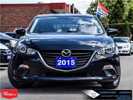 2015 Mazda Mazda3 Sport GS (Stk: P1902) in Markham - Image 2 of 28