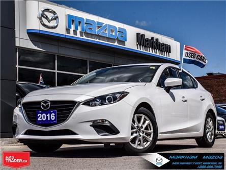 2016 Mazda Mazda3 GS (Stk: P1900) in Markham - Image 1 of 28