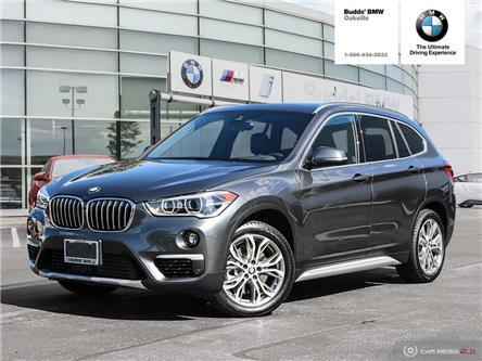 2019 BMW X1 xDrive28i (Stk: T688659) in Oakville - Image 1 of 27