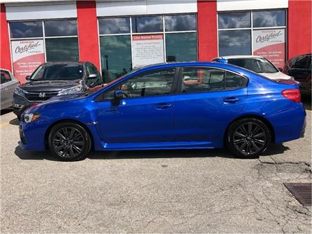 2016 Subaru WRX Sport Package (Stk: 58696A) in Scarborough - Image 2 of 22