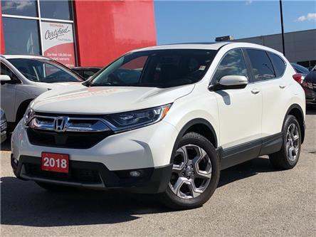 2018 Honda CR-V EX (Stk: 58171A) in Scarborough - Image 1 of 22