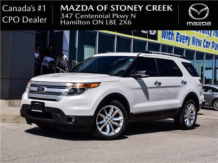 2014 Ford Explorer XLT (Stk: SN1308A) in Hamilton - Image 1 of 26