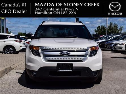 2014 Ford Explorer XLT (Stk: SN1308A) in Hamilton - Image 2 of 26