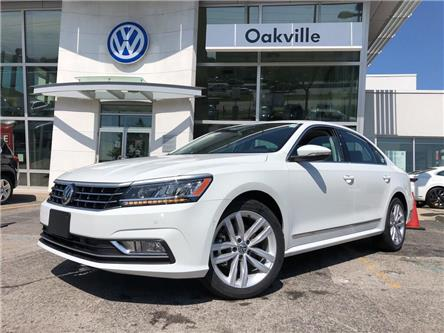 2018 Volkswagen Passat 2.0 TSI Highline (Stk: 20681D) in Oakville - Image 1 of 20