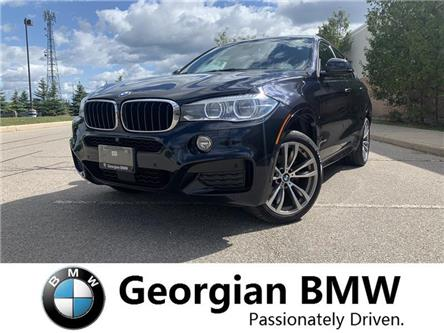 2016 BMW X6 xDrive35i (Stk: P1520-1) in Barrie - Image 1 of 21
