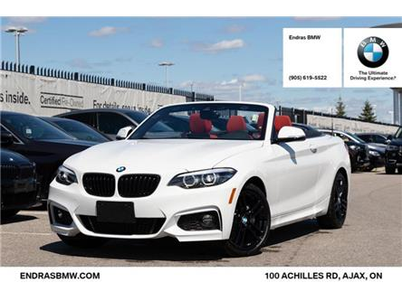 2020 BMW 230i xDrive (Stk: 20370) in Ajax - Image 1 of 21
