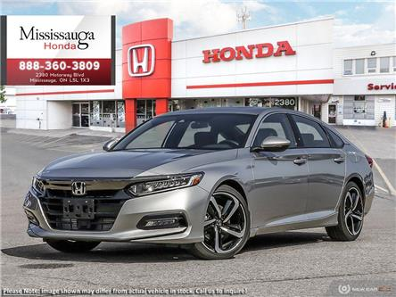 2019 Honda Accord Sport 2.0T (Stk: 327052) in Mississauga - Image 1 of 23