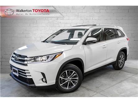 2019 Toyota Highlander XLE (Stk: 19396) in Walkerton - Image 1 of 17