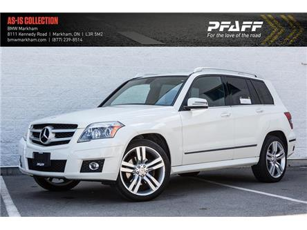 2011 Mercedes-Benz Glk-Class Base (Stk: 37903A) in Markham - Image 1 of 16