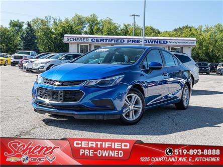 2018 Chevrolet Cruze LT Auto (Stk: 199030A) in Kitchener - Image 1 of 10