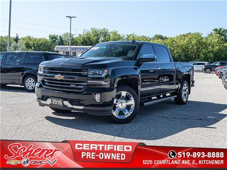 2016 Chevrolet Silverado 1500 1LZ (Stk: 590750) in Kitchener - Image 1 of 10