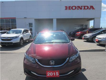 2015 Honda Civic EX (Stk: SS3601) in Ottawa - Image 2 of 18