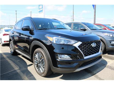 2019 Hyundai Tucson Preferred w/Trend Package (Stk: 09110) in Saint John - Image 1 of 3