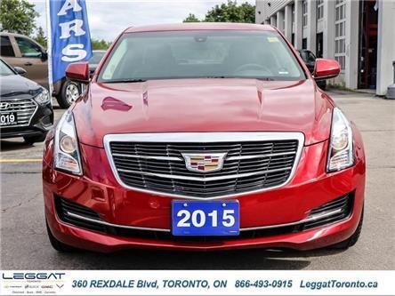 2015 Cadillac ATS 2.5L (Stk: T11623) in Etobicoke - Image 2 of 24