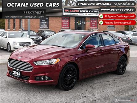 2014 Ford Fusion SE (Stk: ) in Scarborough - Image 1 of 25