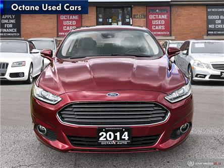2014 Ford Fusion SE (Stk: ) in Scarborough - Image 2 of 25